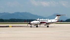 Cảng Hàng không Quốc tế Vân Đồn đón chuyến bay đầu tiên: Tạo động lực thúc đẩy Quảng Ninh phát triển