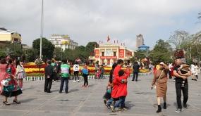 Xuân Kỷ Hợi 2019 - Rực rỡ sắc màu trên thành phố Hoa Phượng Đỏ