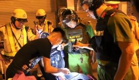 Lực lượng Cảnh sát Hình sự CATP:  Điều tra khám phá 5 vụ phạm pháp hình sự
