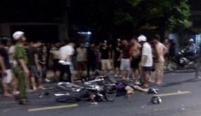 Về vụ tai nạn giao thông xảy ra ở phường Tràng Minh, quận Kiến An