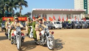 Công an quận Lê Chân:  Nỗ lực đảm bảo TTATGT những tháng cuối năm