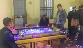 Liên tiếp xóa tụ điểm cờ bạc núp bóng trò chơi điện tử