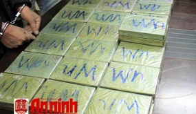Chiến công xuất sắc của CATP: Chặt đứt đường dây ma túy từ Lào về Hải Phòng