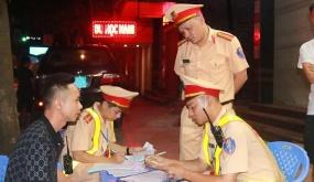 Lực lượng CSGT- trật tự Công an huyện Thủy Nguyên: Thực hiện hiệu quả các chuyên đề đảm bảo TTATGT
