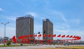 Hải Phòng thành phố tháng Năm