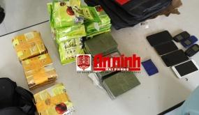 Phòng Cảnh sát Hình sự - CATP: Bắt đối tượng cầm đầu đường dây vận chuyển ma túy về Hải Phòng