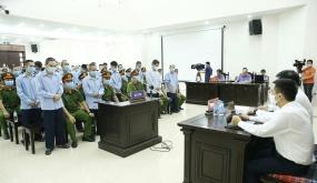 Xét xử vụ án tại Đồng Tâm: Hai bị cáo bị tuyên án tử hình