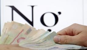 Cấm dịch vụ đòi nợ thuê