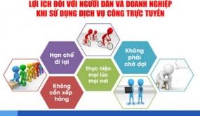 Sở GTVT yêu cầu người dân và doanh nghiệp sử dụng dịch vụ công trực tuyến giải quyết TTHC trong thời gian phòng chống dịch COVID-19