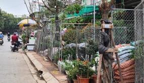 Phường Dư Hàng Kênh, quận Lê Chân:  Kiên quyết lập lại trật tự đường hè, vệ sinh môi trường  khu vực đường Hoàng Minh Thảo