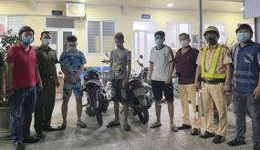 Công an quận Hồng Bàng liên tiếp xử lý nghiêm đối tượng lạng lách, đánh võng