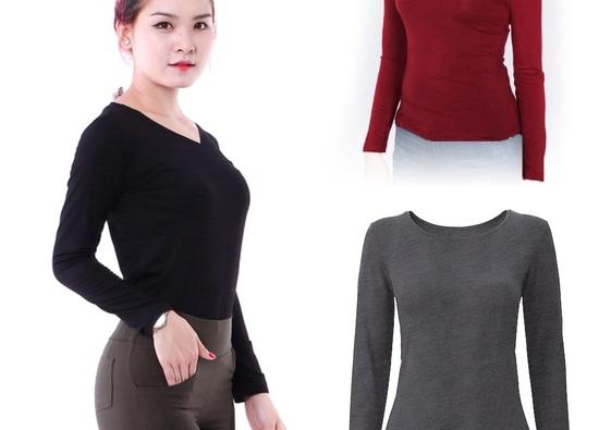 Sử dụng áo giữ nhiệt bền lâu hơn