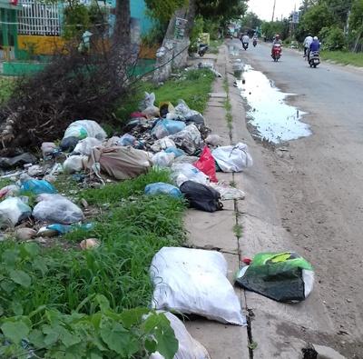 Ô nhiễm từ túi nilon: Con người tự 'huỷ diệt' chính mình