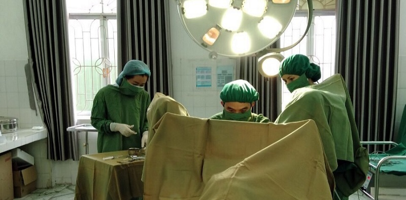 Trung tâm y tế quận Kiến An: Thực hiện tốt khám chữa bệnh gắn với kiểm soát dịch